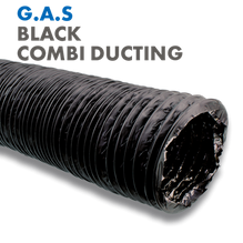 Black combi ducting